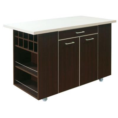 โต๊ะกลางครัว 150 CM. (มีถาดวางอุปกรณ์)