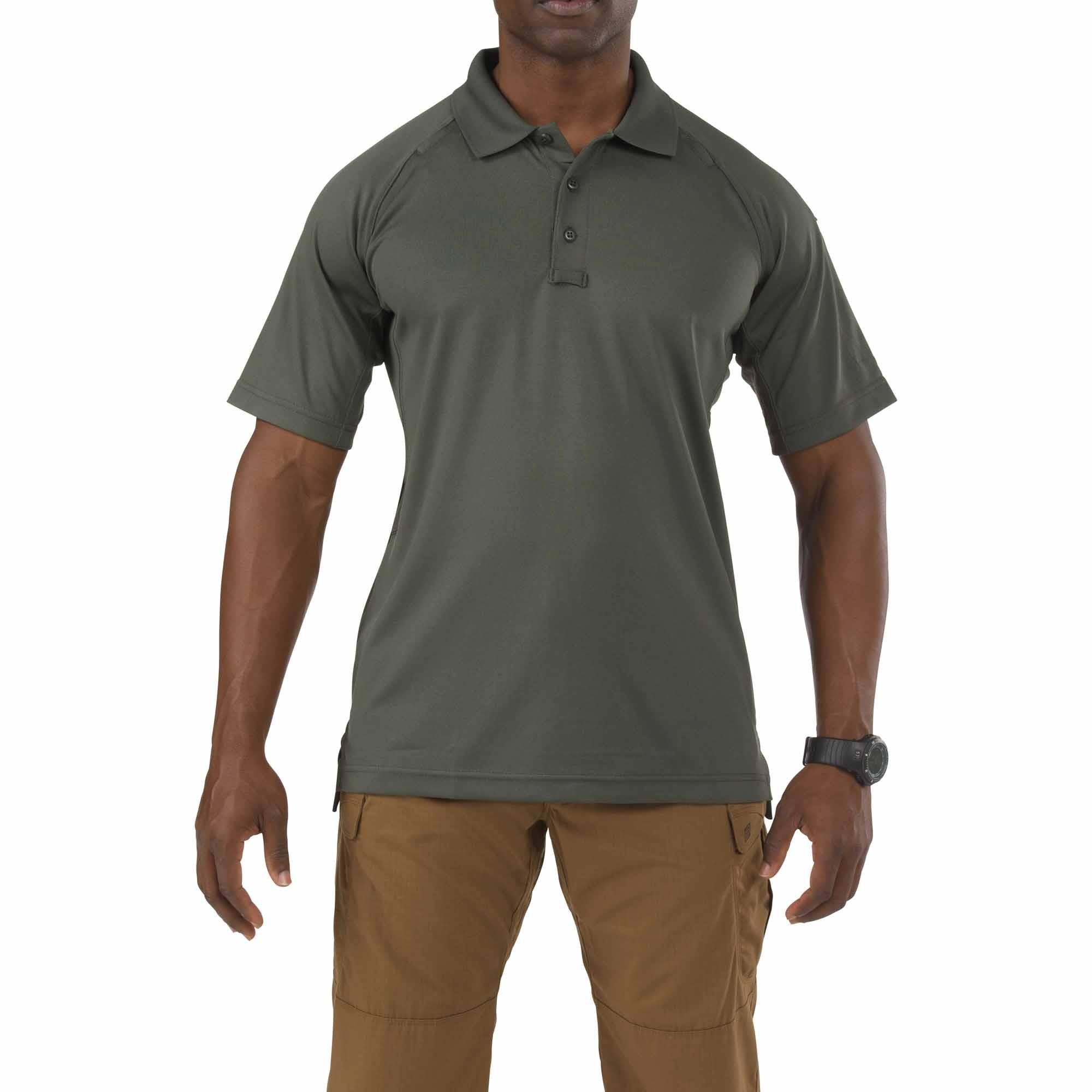 3e55dd014 5.11 Tactical Performance Short-Sleeve Polo 71049 - 511thailand
