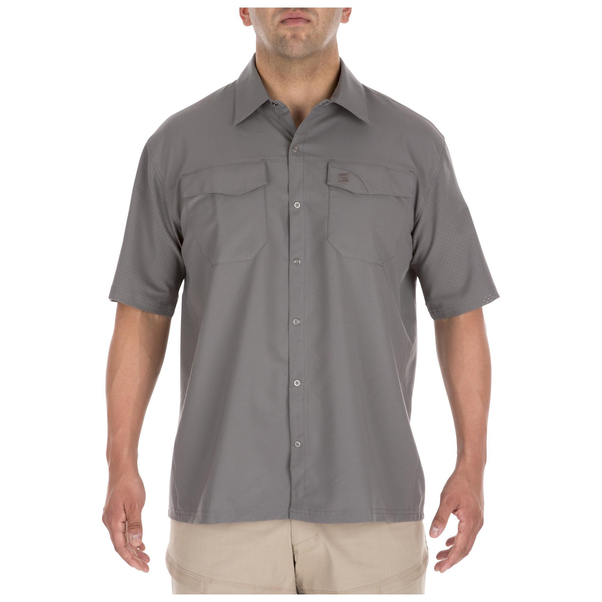 5.11 Freedom Flex Short-Sleeve Shirt 71340