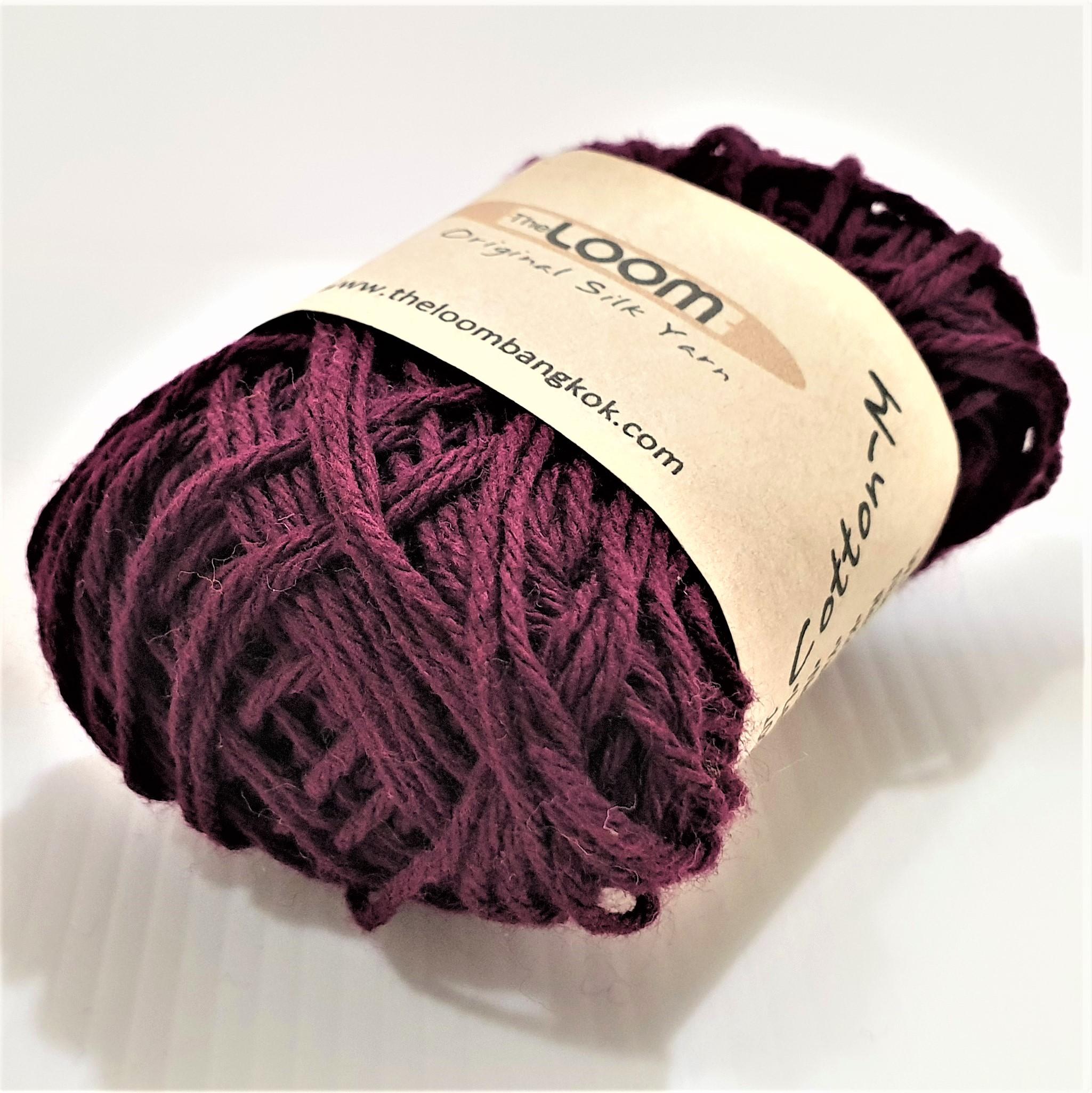 Organic Cotton-M Grape