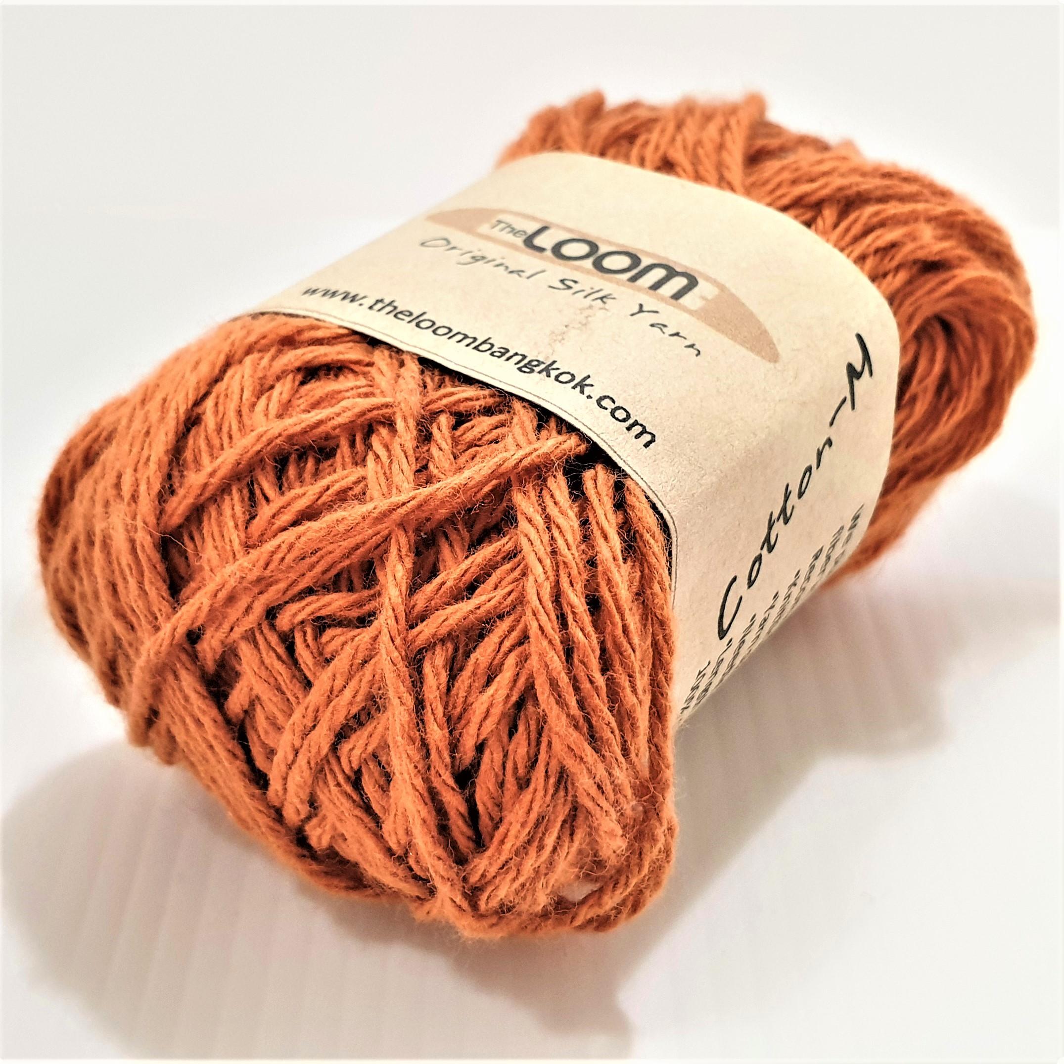 Organic Cotton-M Orange