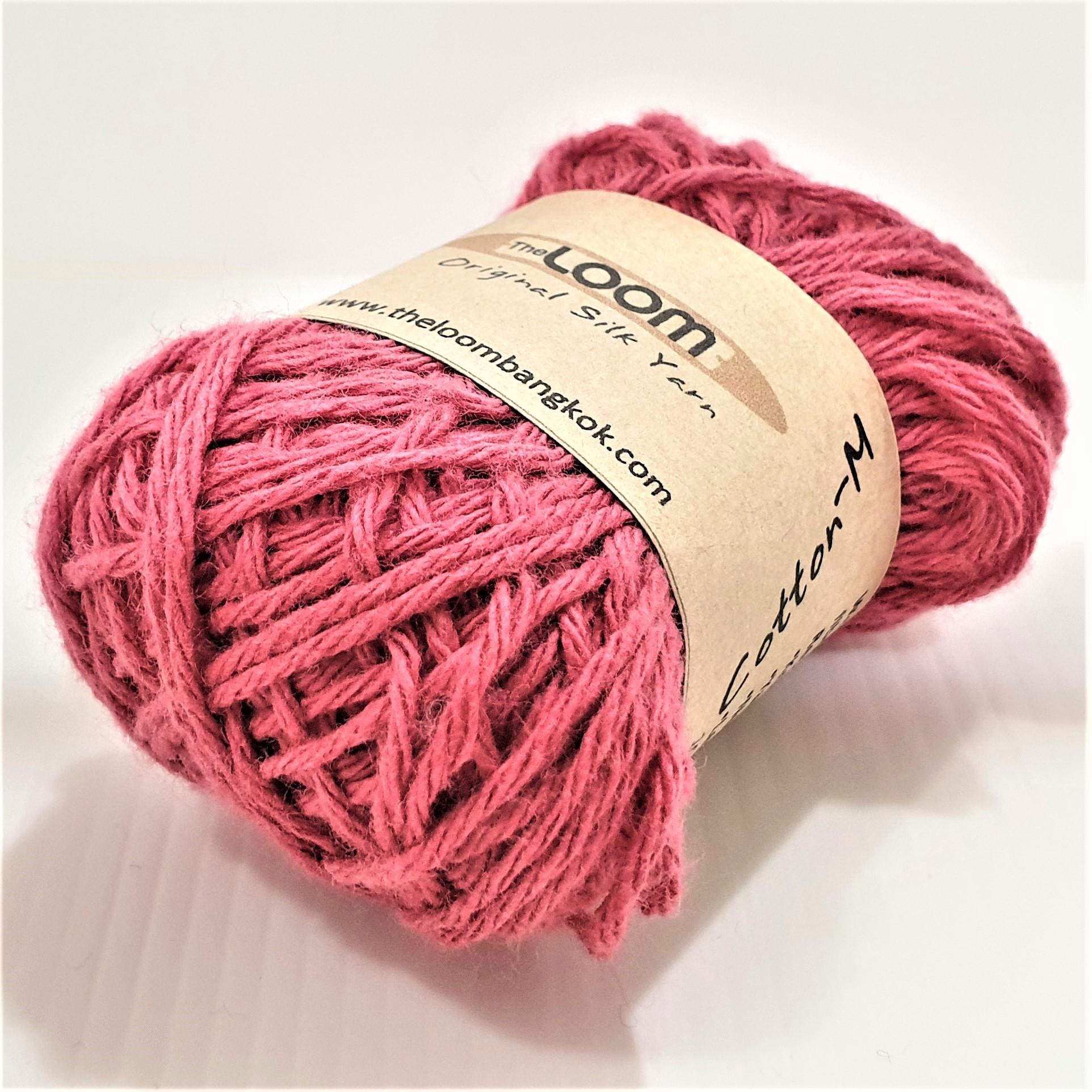 Organic Cotton-M Pink