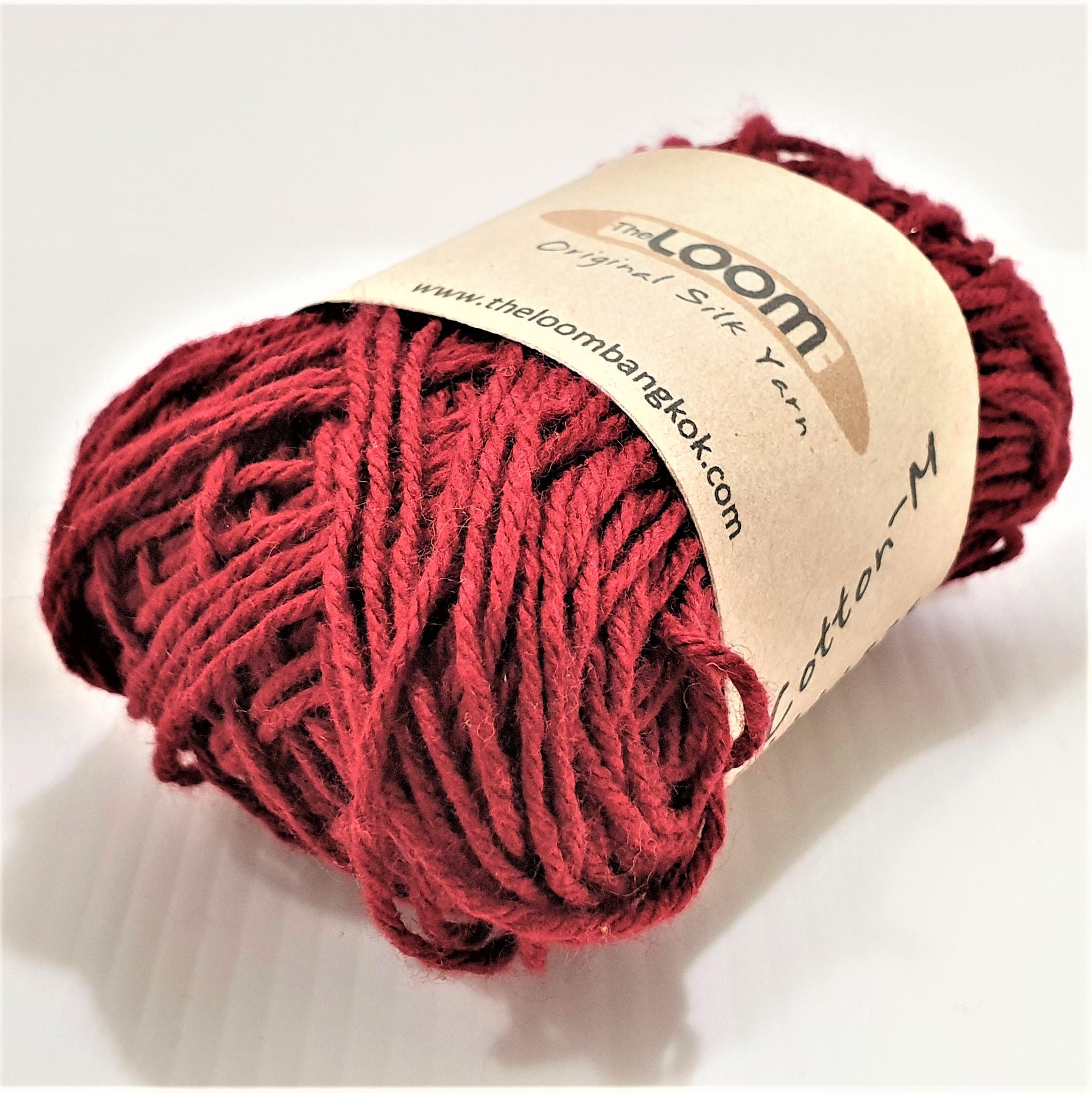 Organic Cotton-M Red