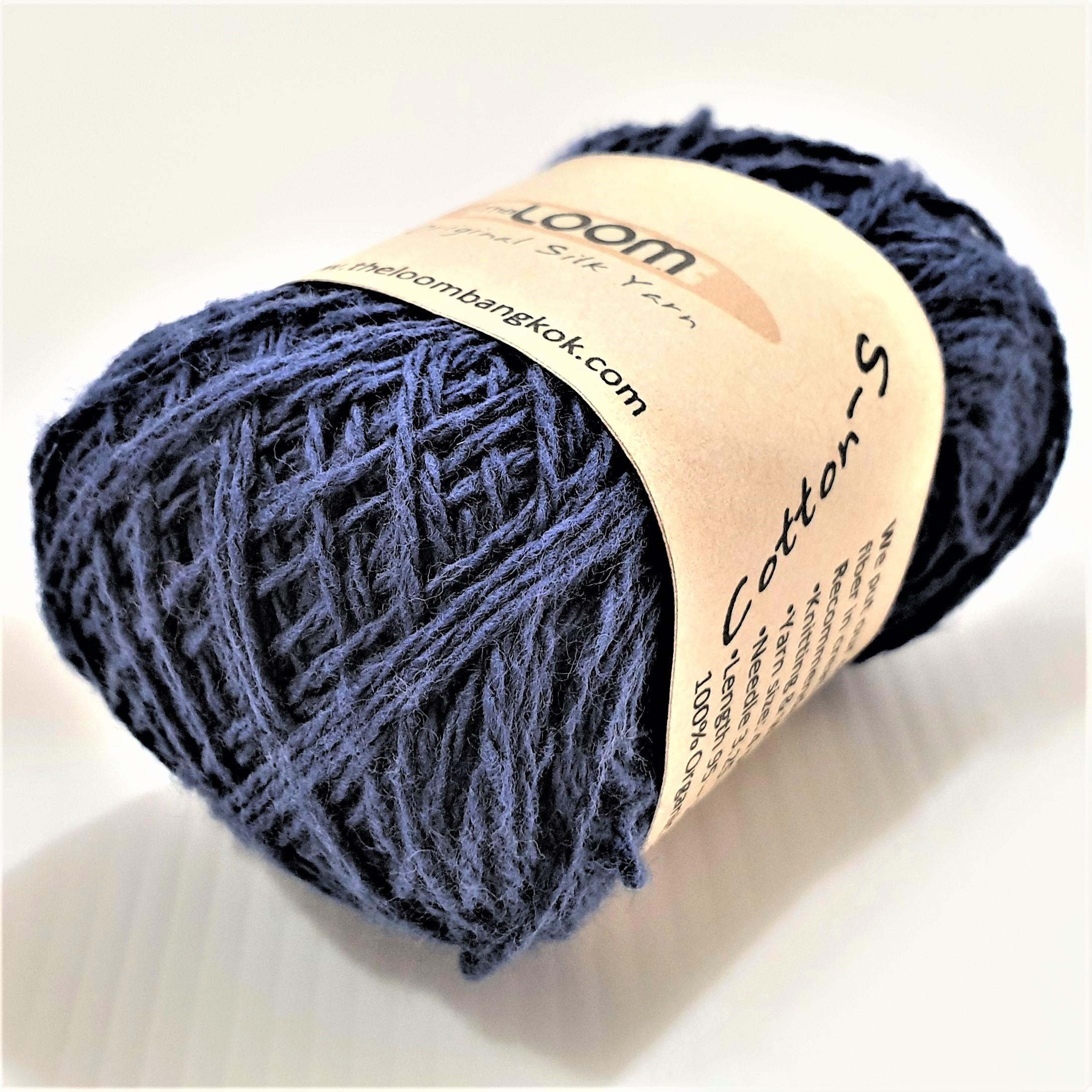 Organic Cotton-S Blue