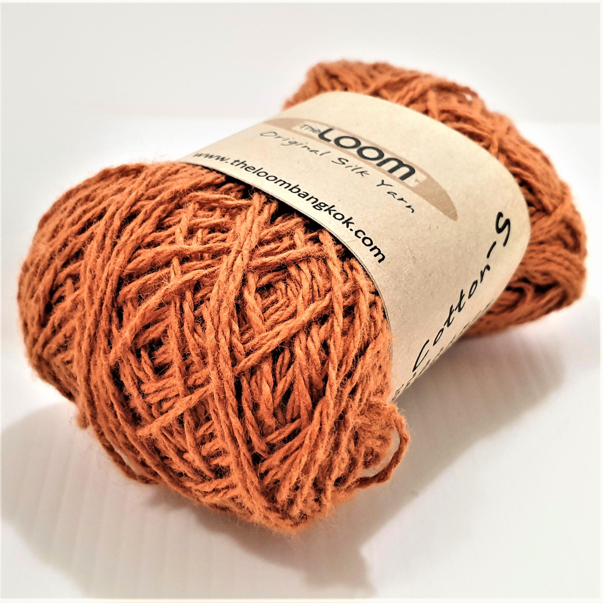 Organic Cotton-S Orange
