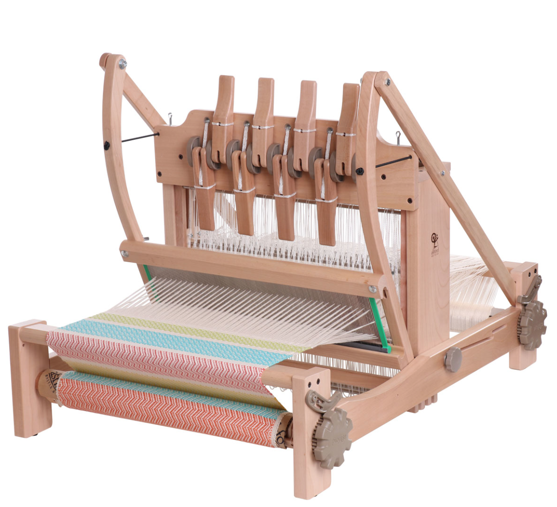 Table loom 8 shaft