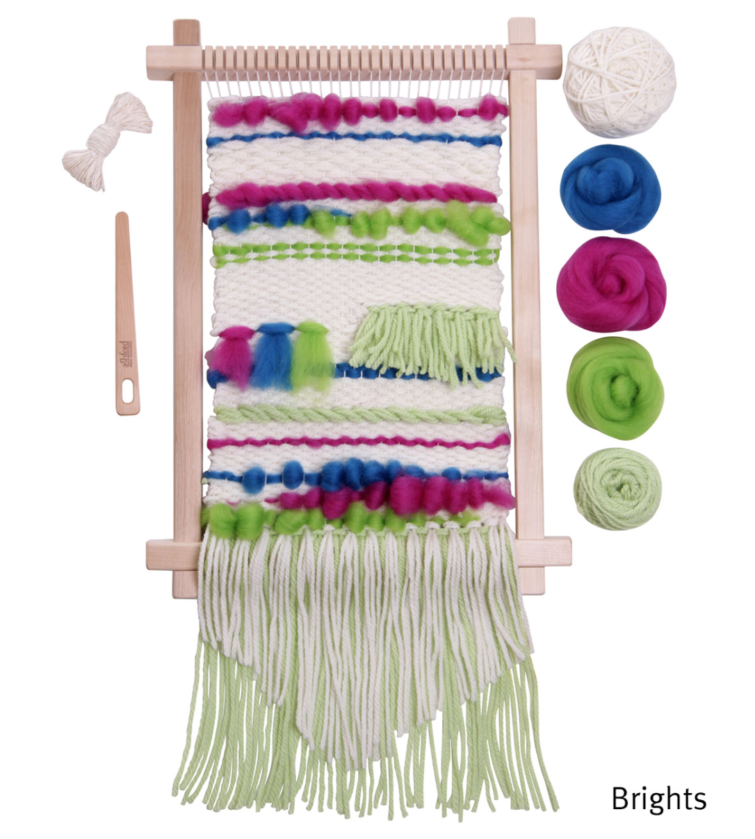 Weaving Starter Kit - Bright