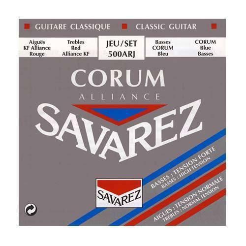 SAVAREZ สายกีตาร์คลาสสิก CORUM ALLIANCE-MIX รุ่น 500ARJ