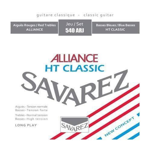 SAVAREZ สายกีตาร์คลาสสิก ALLIANCE HT-MIX รุ่น 540ARJ