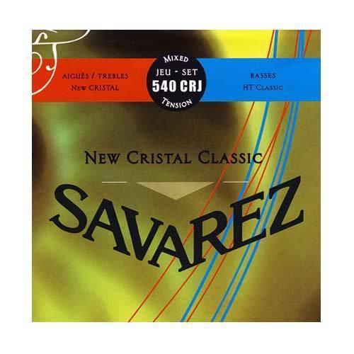 SAVAREZ สายกีตาร์คลาสสิก NEW CRISTAL-MIX รุ่น 540CRJ