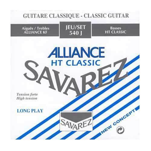SAVAREZ สายกีตาร์คลาสสิก ALLIANCE HT-HIGH รุ่น 540J