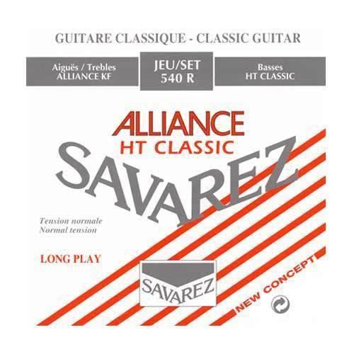 SAVAREZ สายกีตาร์คลาสสิก ALLIANCE HT-NORMAL รุ่น 540R