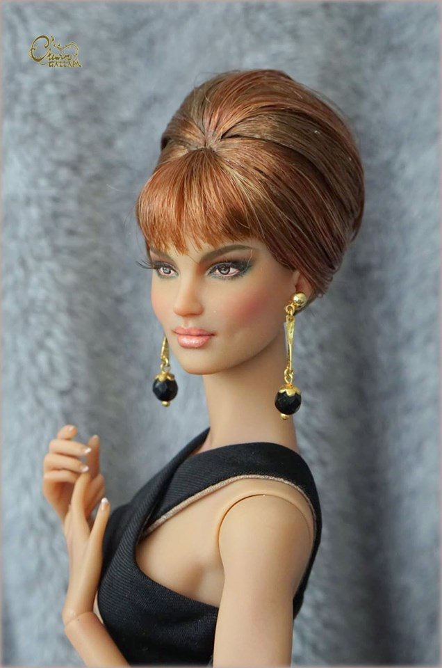Lawan 60s updo wig ( *** Only US buyers please read our new shipping policy from ' Article -  shipping available *** )