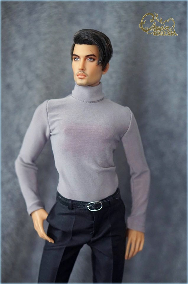 Decha turtle neck fashion ( *** Only US buyers please read our new shipping policy from ' Article - shipping available *** )