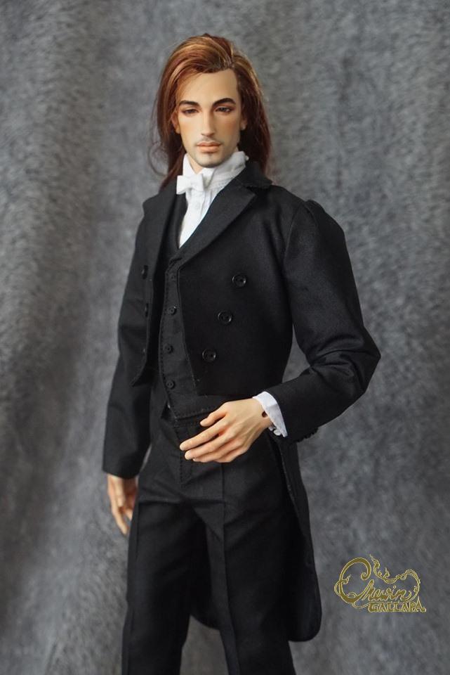 Arthit Tuxedo - fashion set.