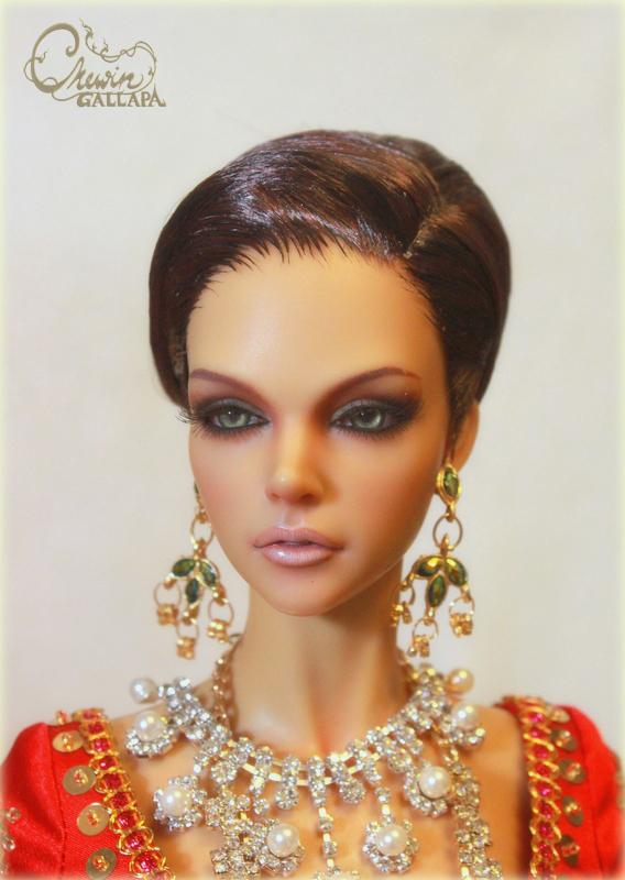 Parichati wig ( Sold )