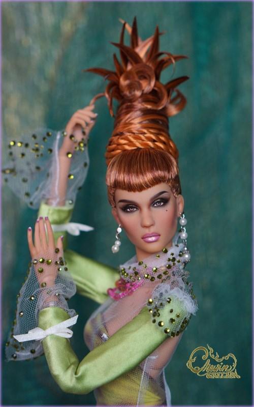 Yodsalai OOAK wig ( SOLD )