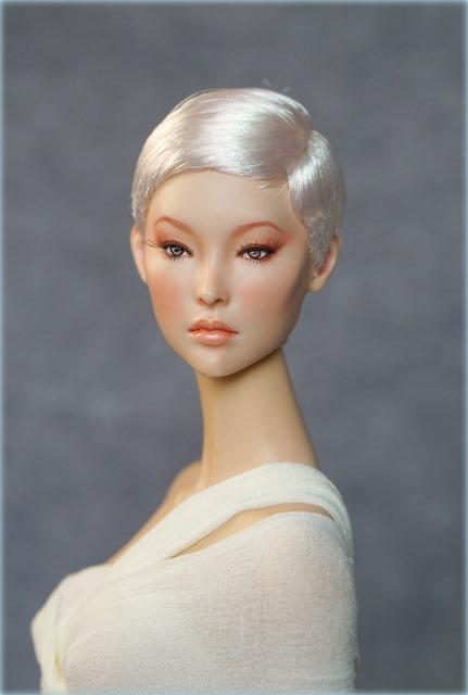 Yu-Pha short wig