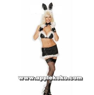[[พร้อมส่ง]]   ชุดแฟนซี cosplay  ชุดคอสเพลย์ ชุดกระต่าย Bunny girl