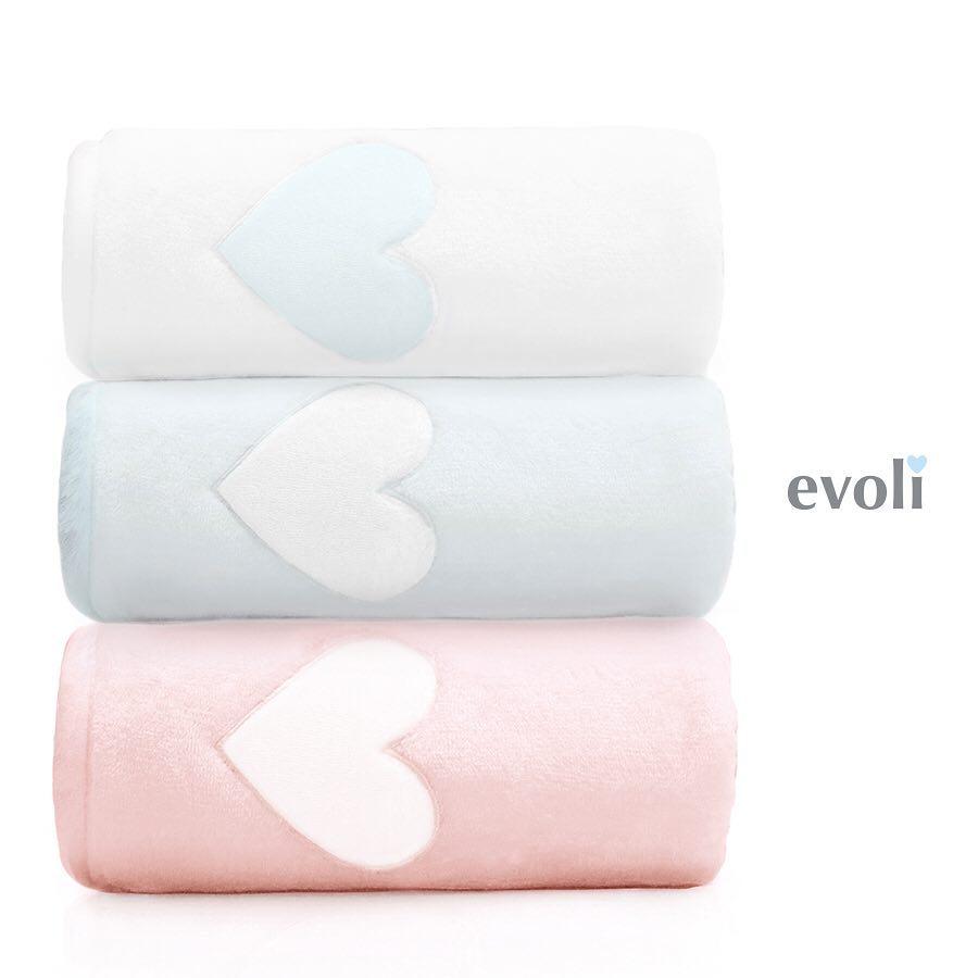 Evoli Baby Huggable Blanket (120x120 cm)
