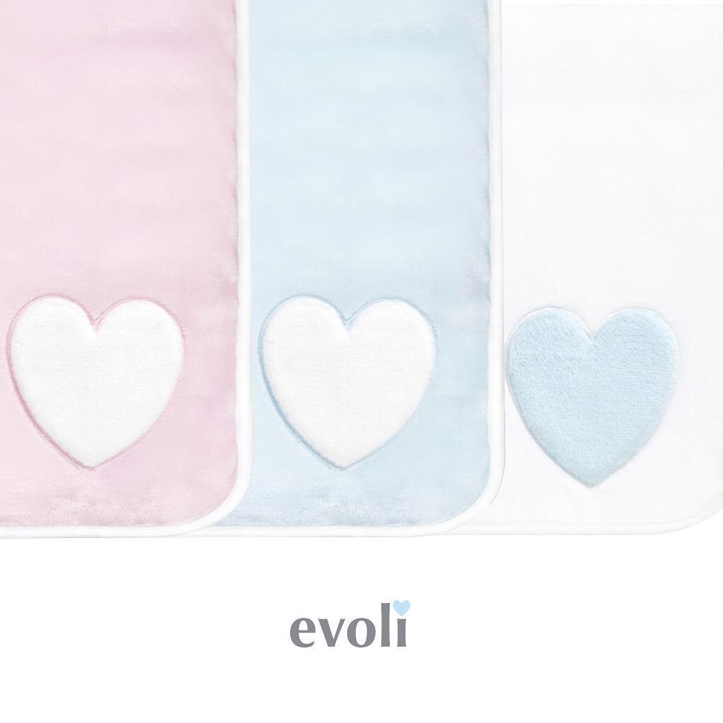 Evoli Baby Huggable Blanket (80x80 cm)