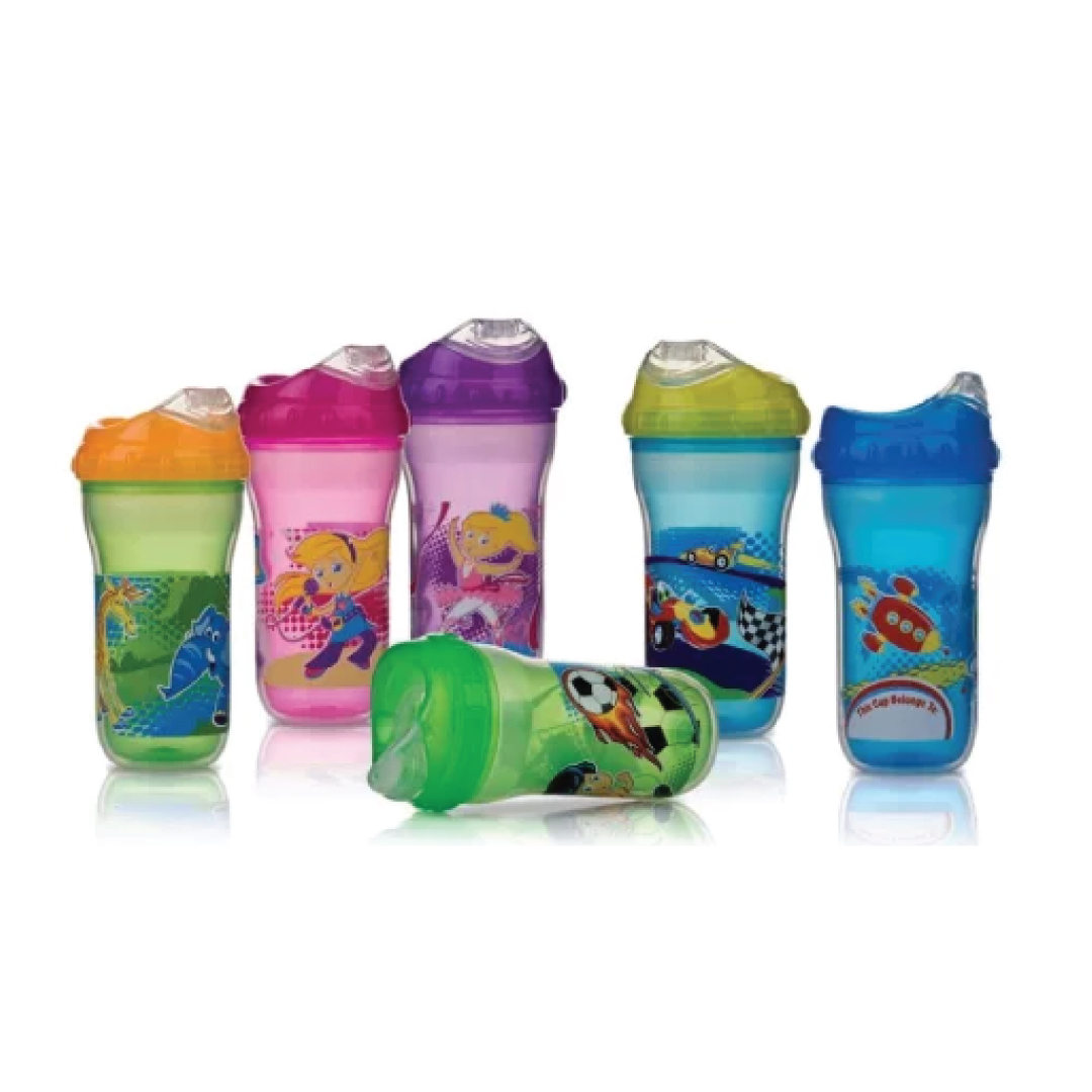 Nuby  - No-Spill™ Insulated Cool Sipper