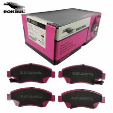 ROKBUL ผ้าดิสเบรคหน้า HONDA Civic 1.6 VTEC ปี 1996-00 (DP 1286 ID)