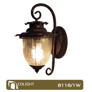 โคมไฟกิ่งนอก8116-W