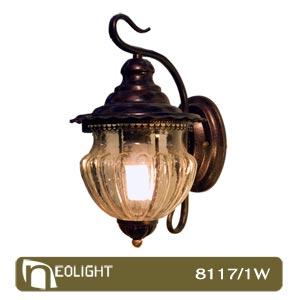 โคมไฟกิ่งนอก8117-W