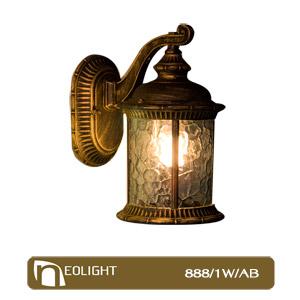โคมไฟกิ่งนอก888-W-AB