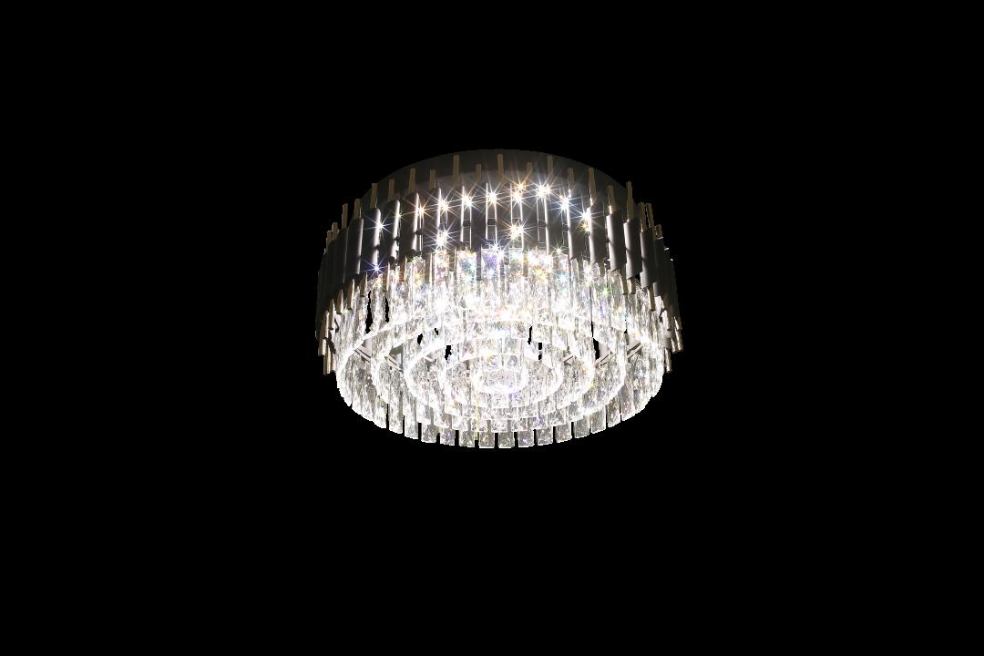 โคมไฟคริสตัลถาด 9802-600