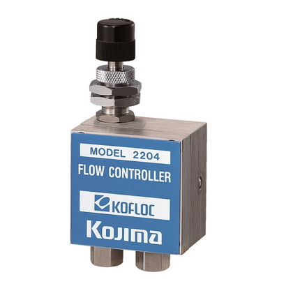 Variable Primary Pressure Flow Controller MODEL 2204 SERIES