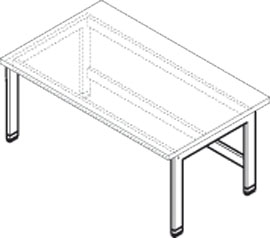 Add-on table