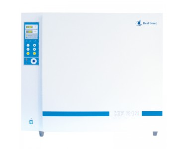 Air jacketed CO₂ Incubator Model HF212