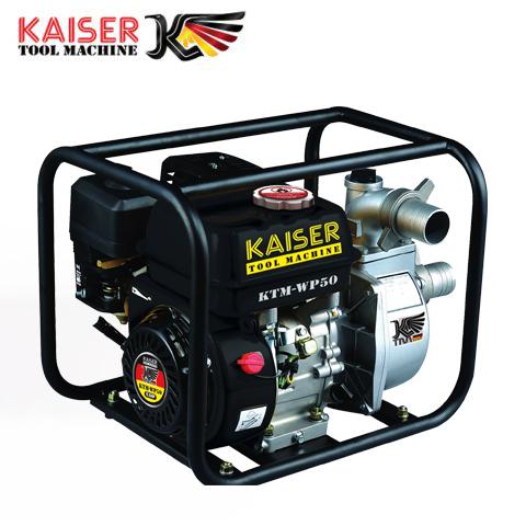 เครื่องสูบน้ำ 2 นิ้ว เครื่องยนต์ชนปั้ม Kaiser รุ่น KTM-WP50