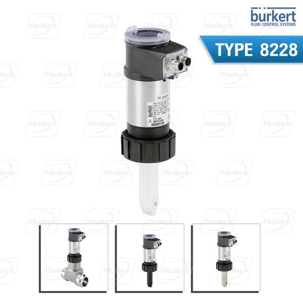 BURKERT TYPE 8228 - Inductive conductivity meter