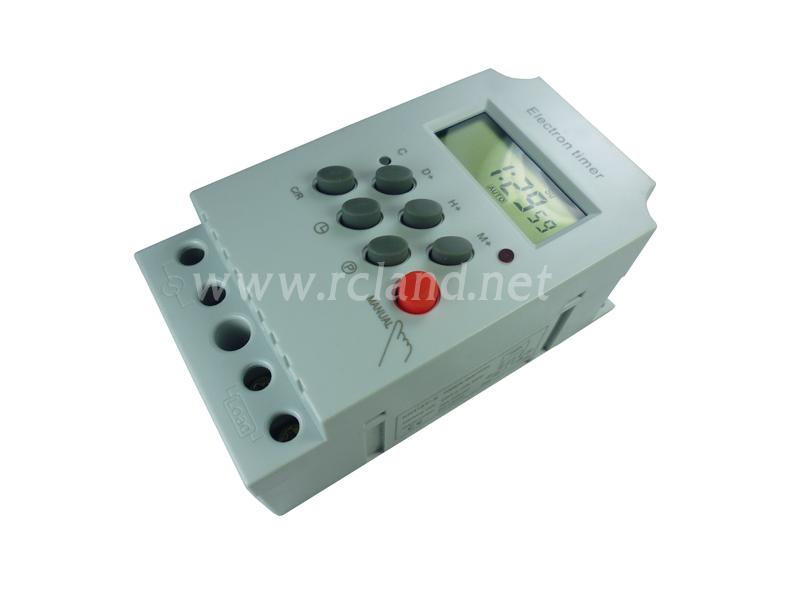 Electron timer KG316T-ll 12VDC 25A