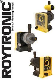 LMI MILTON ROY ปั๊มสูบ - จ่าย สารเคมี Metering Pumps
