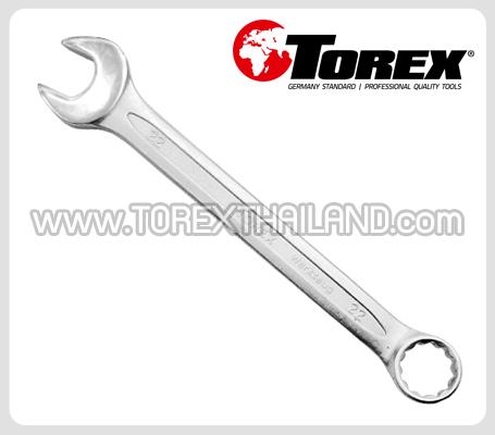 TOREX ประแจแหวนข้างปากตาย 18 มม.