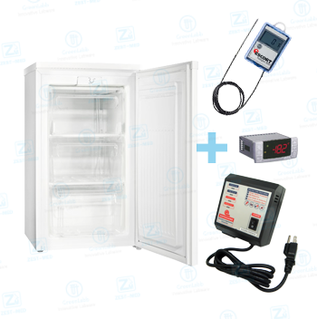 Up-Right Freezer -25 ํC & Intelligent + Safe Guard