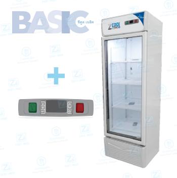 Z-Cool 2-8 ํC Basic 340L+ Alarm