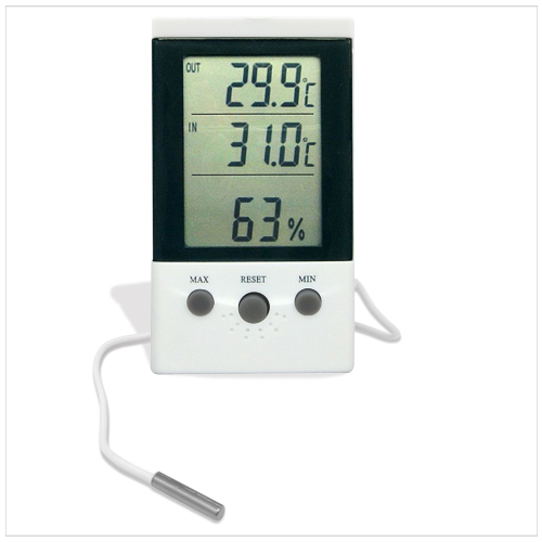 Digital Thermometer & Humidity DT-3