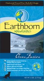 อาหารสุนัข Earthborn Ocean Fusion 12 กก.