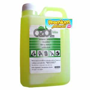 Ozol น้ำยาทำความสะอาด ฆ่าเชื้อโรค 1 ลิตร