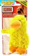 ของเล่น Kong Duckie ตุ๊กตาเป็ด ไซต์ S สำหรับสุนัข
