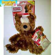 ของเล่น Kong Teddy Bear ตุ๊กตาหมี ไซต์ M สำหรับสุนัข