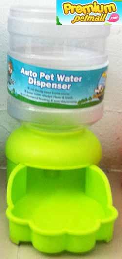 ที่ให้น้ำอัตโนมัติ สำหรับสุนัขและแมว Sukina