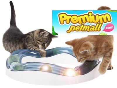 ของเล่นแมว Catit รุ่น Elevated Speed Circuit