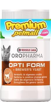 Opti Form Cat อาหารเสริมดูแลร่างกายสำหรับแมว (ใช้แทน Levu Cat)
