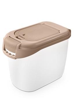 กล่องถนอมอาหาร Catidea สำหร้บบรรจุอาหารเม็ด 5-7 กก.
